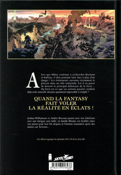 Dos Birthright tome 7