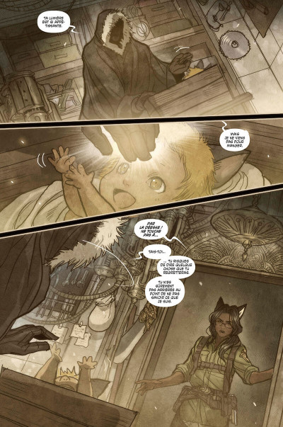 Page 6 Monstress tome 4