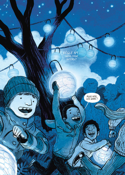 Page 6 Le serment des lampions
