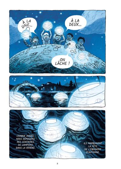 Page 8 Le serment des lampions