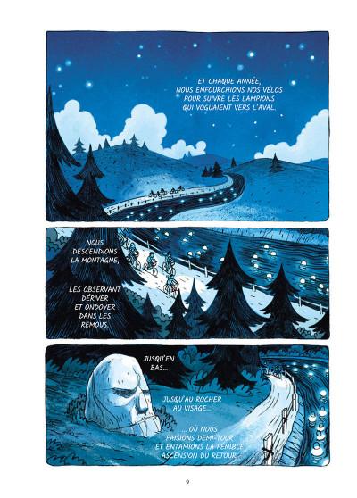 Page 9 Le serment des lampions