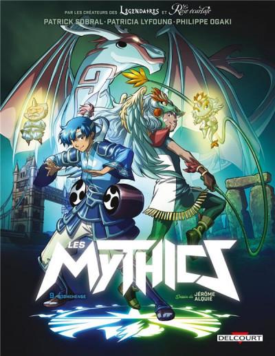 Couverture Les mythics tome 9