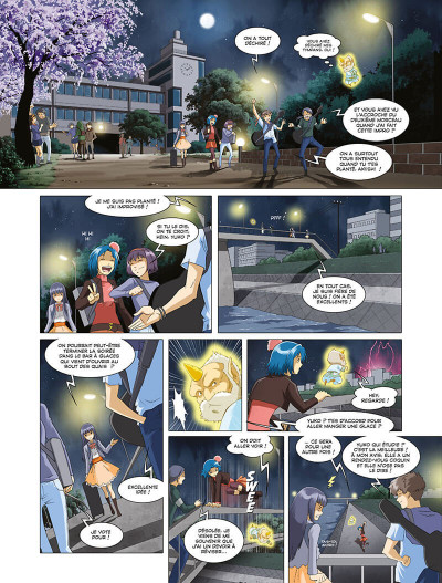 Page 6 Les mythics tome 9
