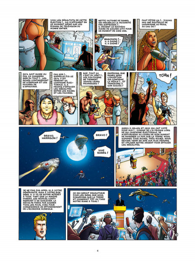 Page 4 Golden city tome 13