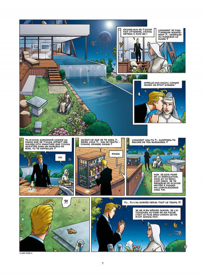 Page 7 Golden city tome 13