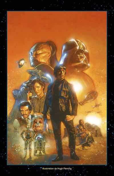 Page 2 Star wars - Les ombres de l'empire - intégrale
