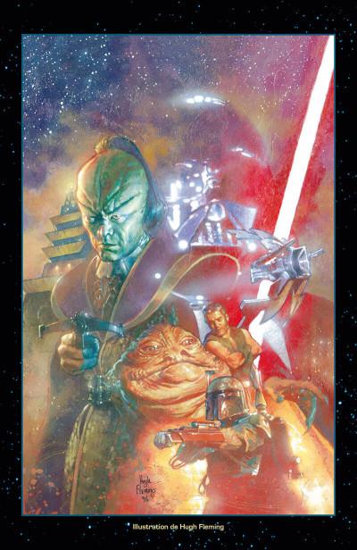 Page 4 Star wars - Les ombres de l'empire - intégrale
