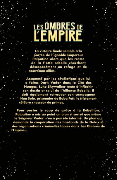 Page 6 Star wars - Les ombres de l'empire - intégrale