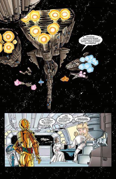Page 7 Star wars - Les ombres de l'empire - intégrale