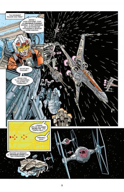 Page 9 Star wars - Les ombres de l'empire - intégrale