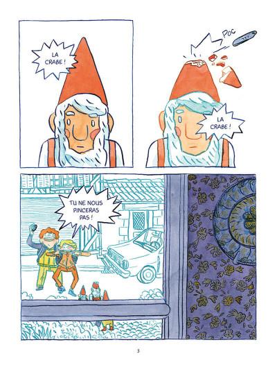 Page 3 Les mains de ginette