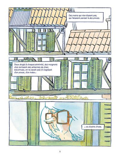 Page 5 Les mains de ginette