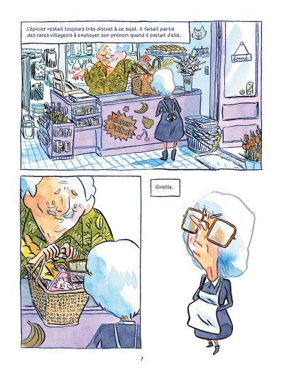 Page 7 Les mains de ginette