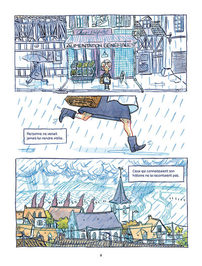 Page 8 Les mains de ginette