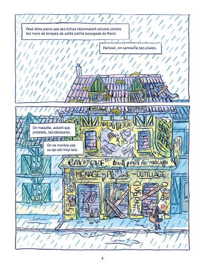 Page 9 Les mains de ginette