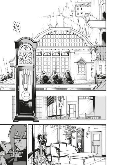 Page 7 La malédiction de Loki tome 3