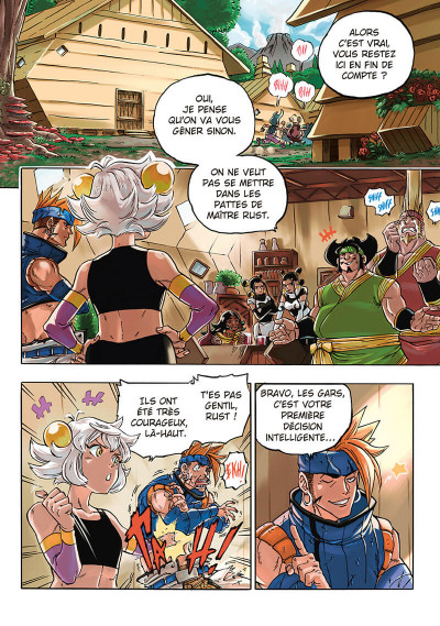 Page 5 Lil'berry tome 3