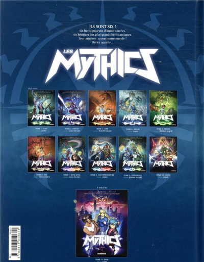 Dos Les Mythics tome 10