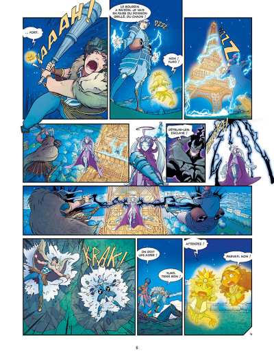 Page 8 Les Mythics tome 10