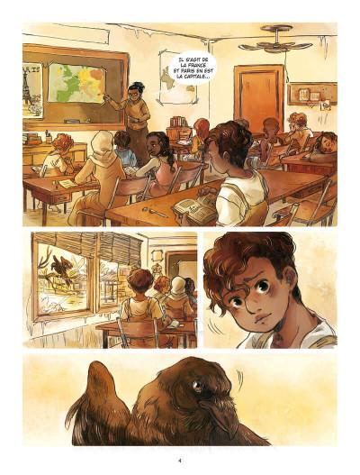 Page 4 Le silence est d'ombre