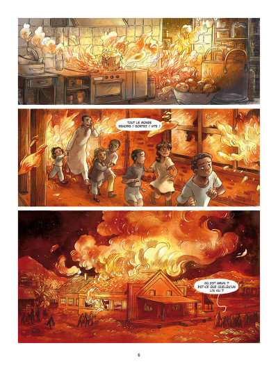 Page 6 Le silence est d'ombre