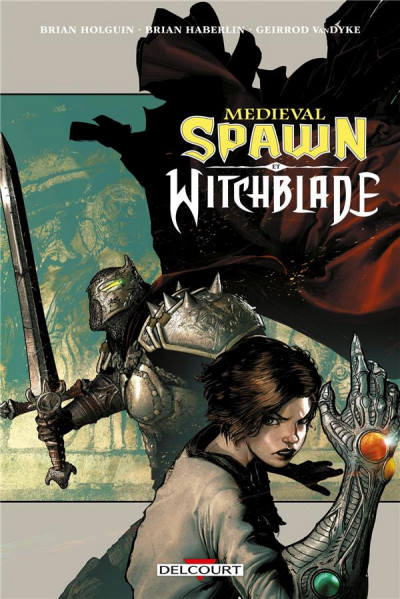 Couverture Medieval Spawn / Witchblade