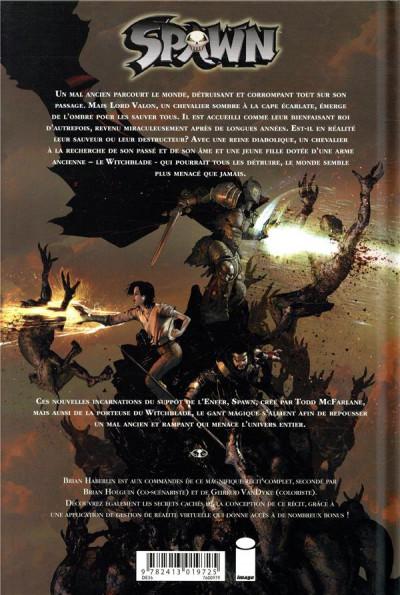 Dos Medieval Spawn / Witchblade