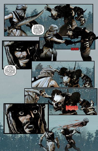 Page 8 Medieval Spawn / Witchblade