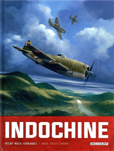 Couverture Indochine tome 1