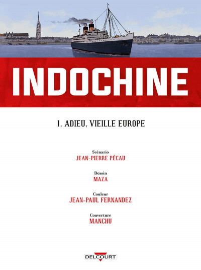 Page 1 Indochine tome 1
