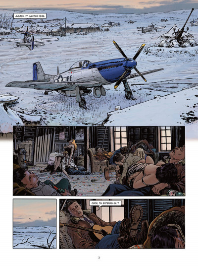 Page 3 Indochine tome 1