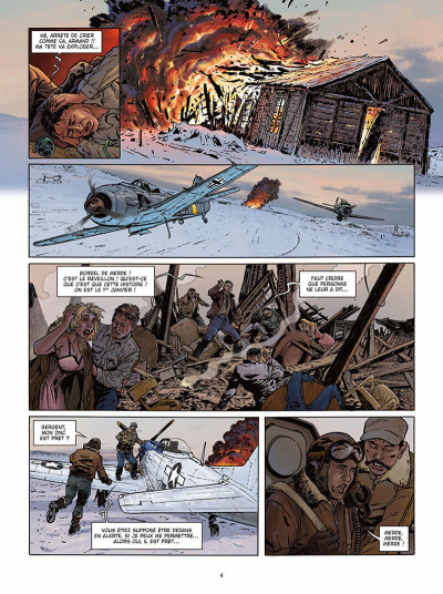 Page 4 Indochine tome 1