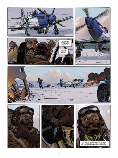 Page 5 Indochine tome 1