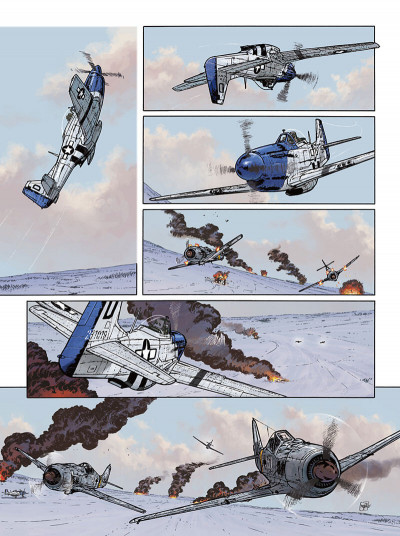 Page 7 Indochine tome 1