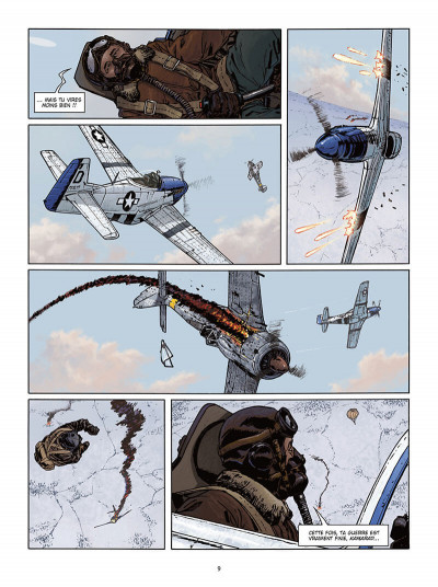 Page 9 Indochine tome 1