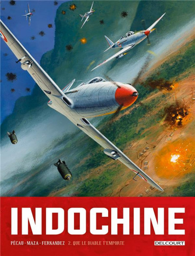 Couverture Indochine tome 2