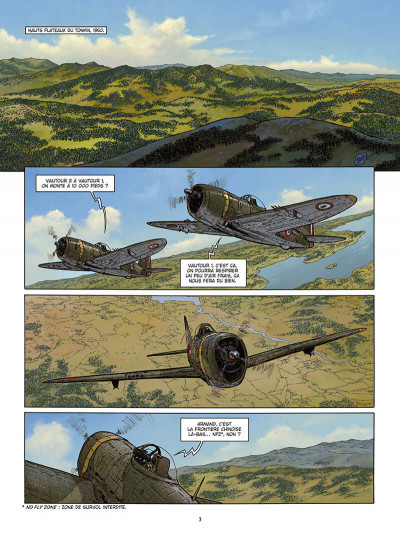 Page 3 Indochine tome 2