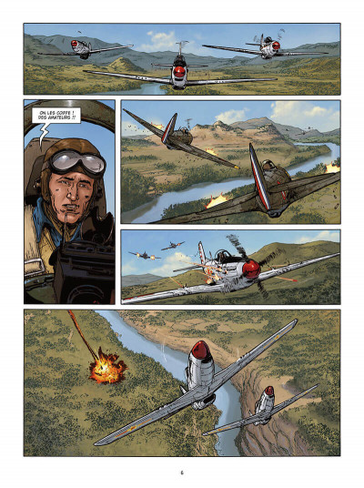 Page 6 Indochine tome 2