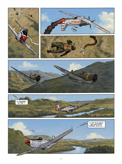 Page 7 Indochine tome 2