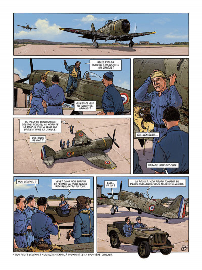 Page 8 Indochine tome 2