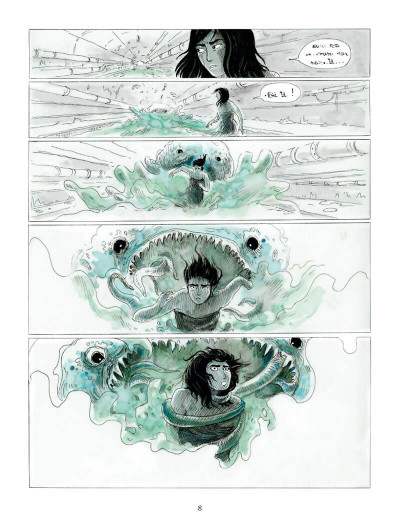 Page 8 Amours liquides