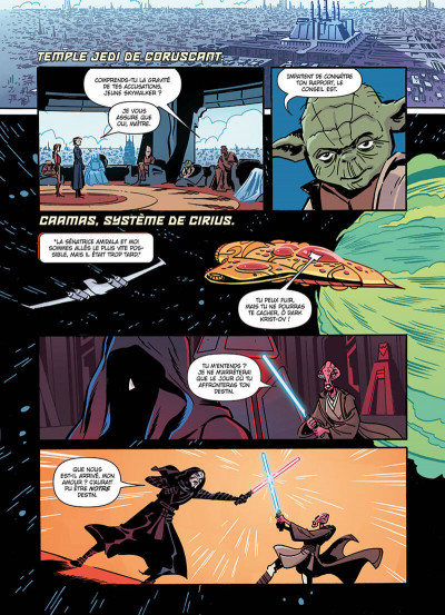 Page 3 Star wars - nouvelles aventures tome 2