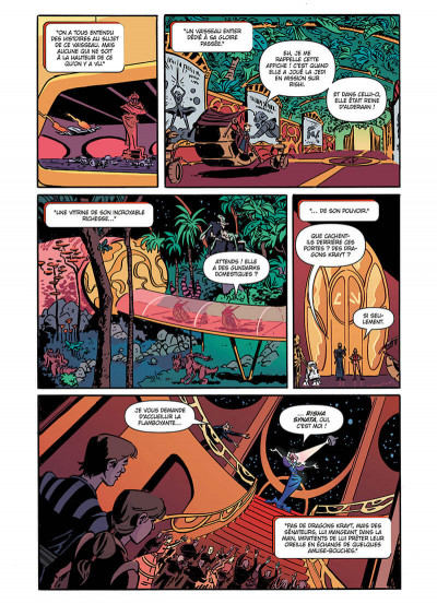 Page 6 Star wars - nouvelles aventures tome 2