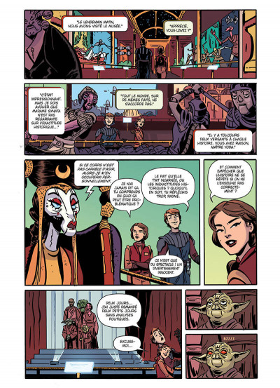 Page 9 Star wars - nouvelles aventures tome 2