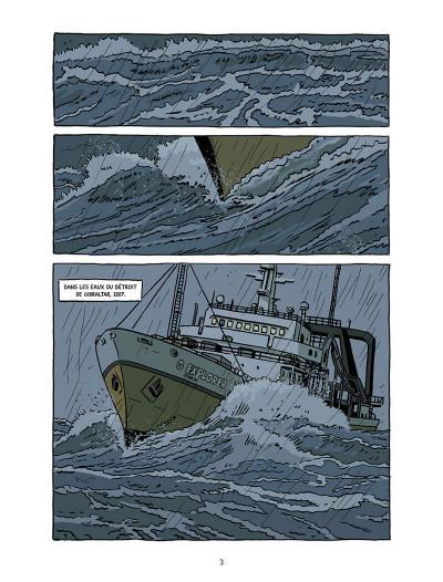 Page 3 Le trésor du cygne noir
