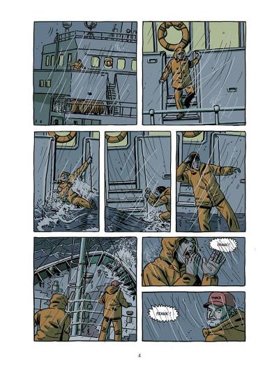 Page 4 Le trésor du cygne noir
