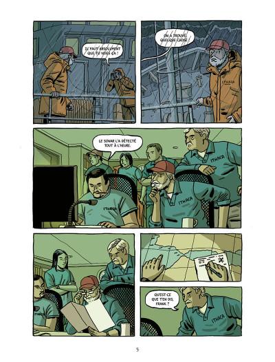 Page 5 Le trésor du cygne noir