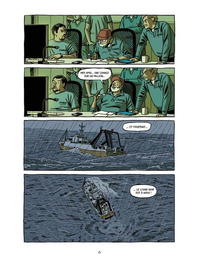 Page 6 Le trésor du cygne noir