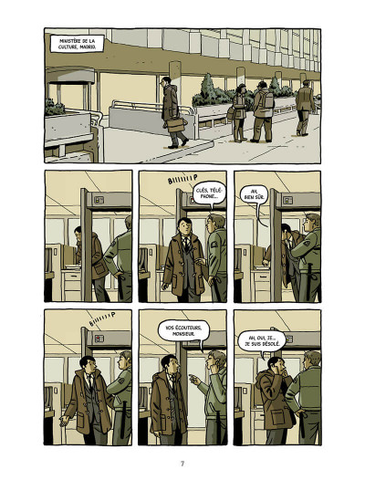 Page 7 Le trésor du cygne noir