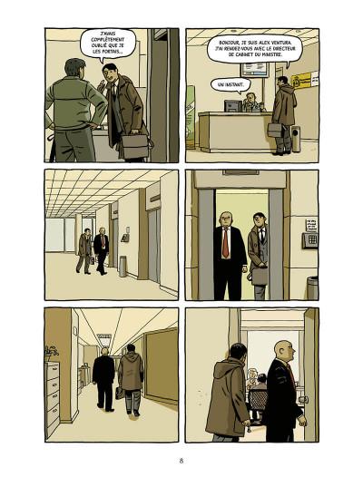 Page 8 Le trésor du cygne noir